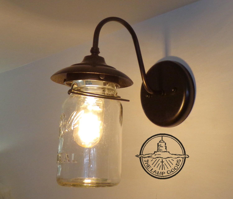 mason happy arrows diy lighting fixture part jar light tri fixtures