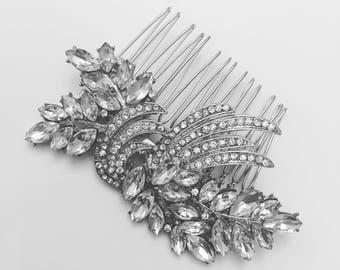 Contemporary hair comb
