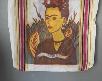Friday Traditional Mexican Reusable Shopping Bag / Tote