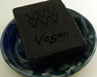 Awkward Teen Charcoal Facial Soap - Formulated for oily problem skin types