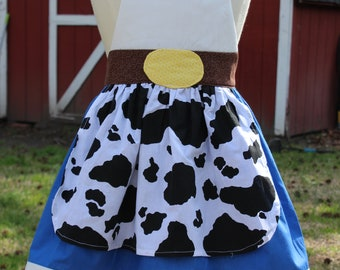 Jessie apron For girls