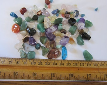 Imagine..Today is BLACK FRIDAY Sale,  COLLECTION #3 for 1.71  of Polished Quartz pieces  as pictured as One Lot