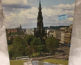 City of Edinburgh souvenir book