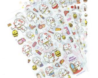 Stickers - Ms Toyapo Stickers (2pkts)   Diary   Planner