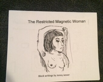 The Restricted Magnetic Woman Poetry Zine
