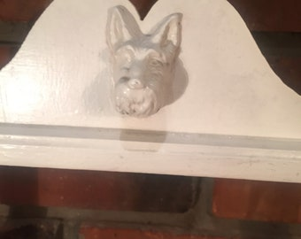 Scottish Terrier 3-Tier Shelf - Perfect for displaying doggie treasures.