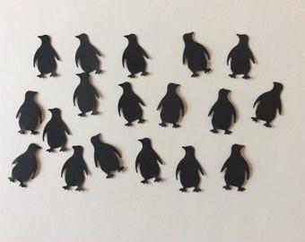 100 pieces Penguin Confetti