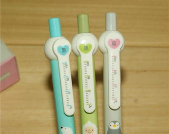 Cute Thermometer Gel Pen