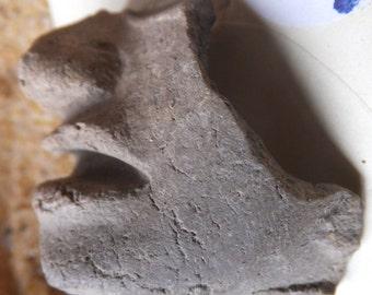 Ceramic Face Fragment 300-700 AD
