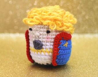 Le Petit Prince Egg Amigurumi
