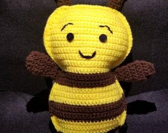 Bee Amigurumi
