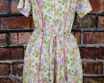 Merrilee Modes Vintage House Dress