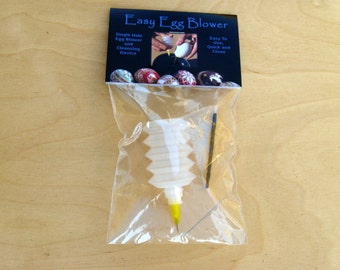 10 Easy Egg Blowers - Bulk Purchase - hand vacuum egg pump - alternative to Blas-Fix