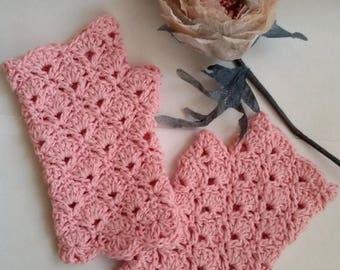 Fingerless gloves PATTERN PDF Crochet mittens Mother day gift