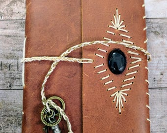 Genuine Handmade Leather Journal