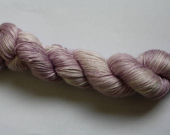 Heaven Is A Place on Earth - 4ply - Merino/Silk Blend Hand-dyed Yarn