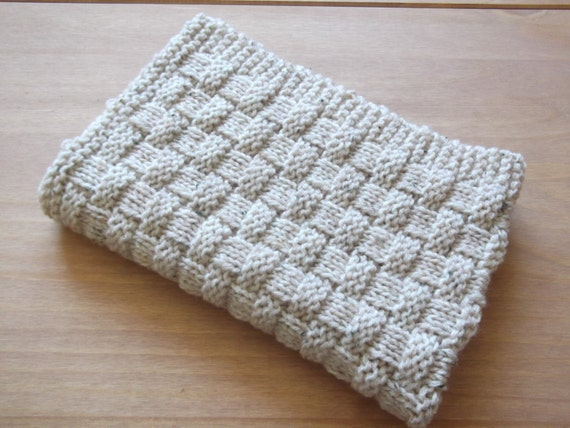 Quick And Easy Basket Weave Baby Blanket Basket Stuffer Lap