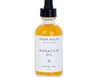 Maracuja Facial Oil | Anti-Aging Face Oil | Maracuja Serum | Anti-Aging Serum | Vitamin C Serum | Vitamin C Oil | Organic Maracuja Skincare