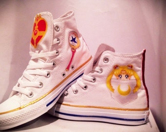 Sailor Moon Converse