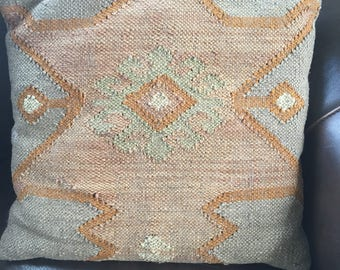 Native American inspired couch pillows