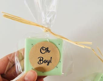 Baby Shower Favors: Soap Favors for Baby Shower