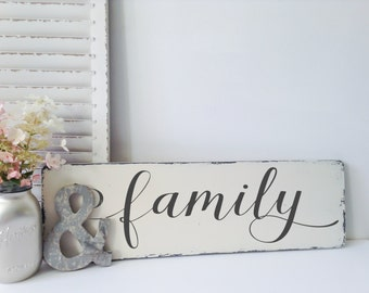 Rustic Wall Decor, Farmhouse, Housewarming Gift, Rustic Home Decor, Anniversary Gift, Family Signs, Wood Signs, Wood Signs Family