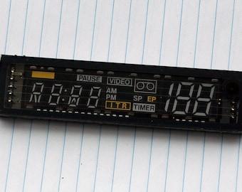 VCR LCD Screen