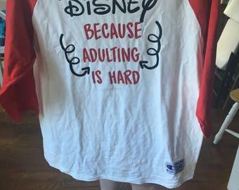 Theme park shirts
