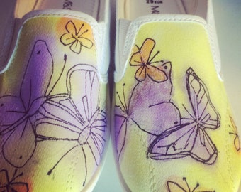 KIDS Butterfly Sole