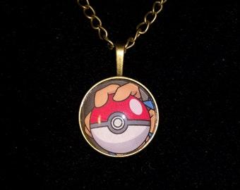 Pokémon Pokéball Pendant