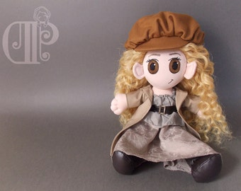 Eponine Les Miserables Musical Version Plush Doll Plushie Toy
