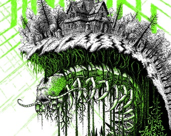 High on Fire poster 8-13-15