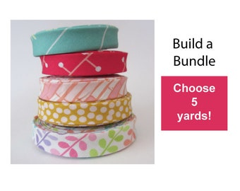 Double Fold Bias Tape Custom Bundle