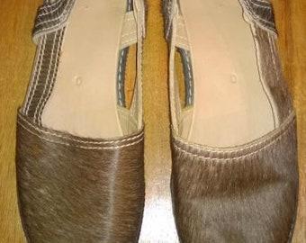 Leather espadrilles.. Body Footwear