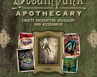 Signed Copy of Steampunk Apothecary