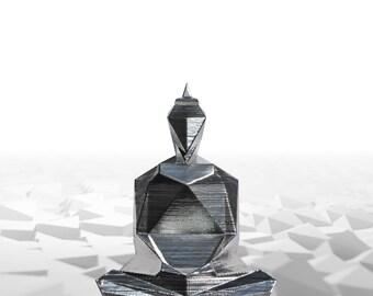 Buddha V - Silver