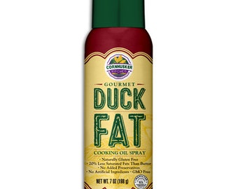 Gourmet DUCK FAT Spray