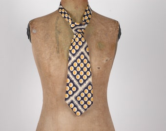 True vintage 1940's tie, Lindy hop, swing, jive