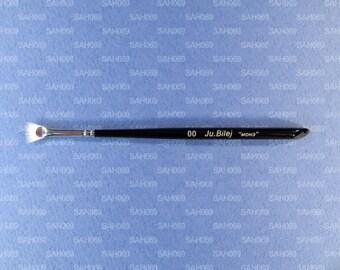 MONET FAN Brush Size 00 Nail Art Design Ombre Gradient Modeling Ju. Bilej Roubloff