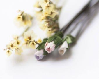 Pink Flower Bobby Pins Set, Flower Hair Pins, Rose Pins, Small Rose Bobby Pins, Pink Adorable Flower Bobby Pin Set