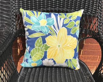 Clemens Sunblue Pillow Water Resistant