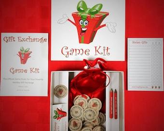 Gift Exchange Game Kit