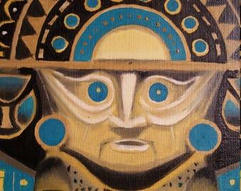 Inca Deity