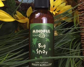 Tick Spray - All Natural Tick Repellent -  Natural Tick Repellent - Tick Repellent