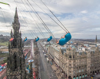 Edinburgh Star Flyer