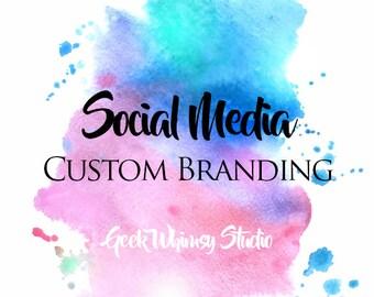 Social Media Custom Branding