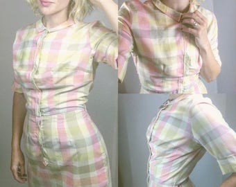 1950s Secretary Dress