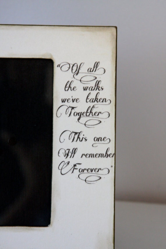 Old Fashioned Father Daughter Wedding Picture Frame Images - Framed ...