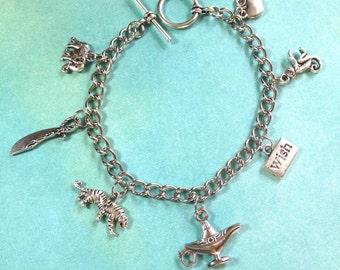 Aladdin Charm Bracelet