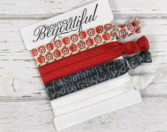 Teacher Appreciation  Gift - Gift for Teacher - Back to School - Hair Tie Bracelet - Hair Tie Set